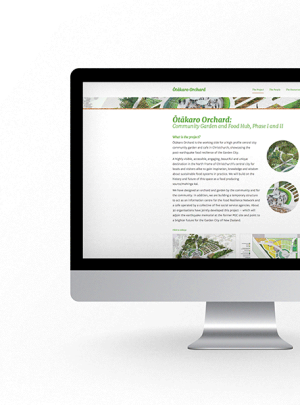 Ōtākaro Orchard Website